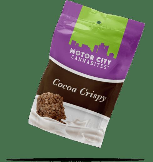 Cocoa Crispy Cannabis Edible