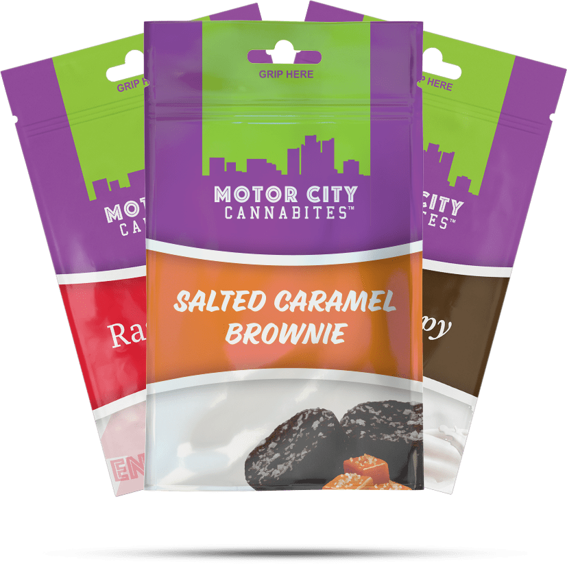 Motor City Cannabites Products